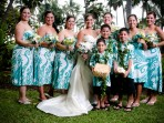 Kona Wedding Attendants