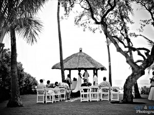 Royal Kona Wedding, Ceremony