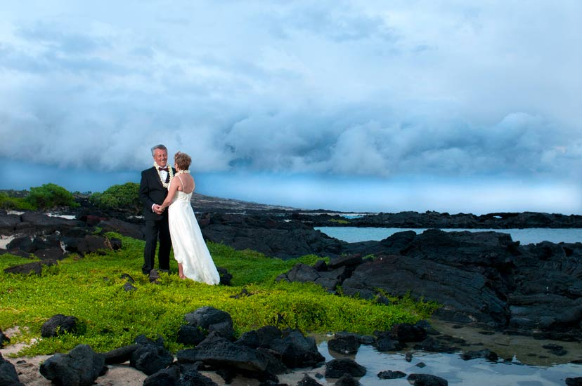 Kailua-Kona Wedding