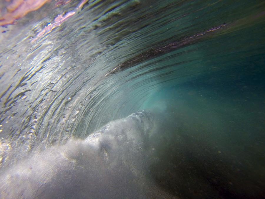 Kona Photographer, wave