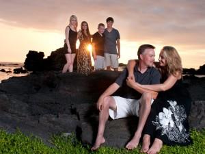Kona Photographer, Family