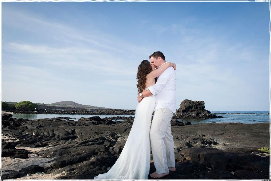Kona Photographer, Big Island Wedding