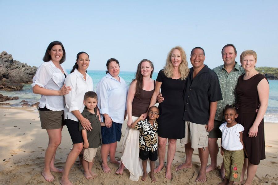 Kona Family Photographer, Ohana