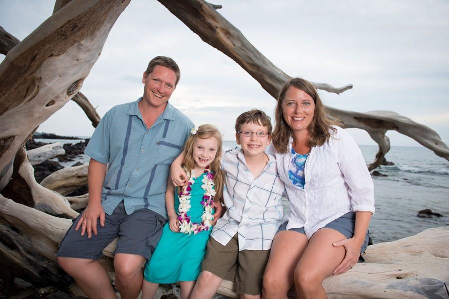 Kona Family Photographer, Hawaii