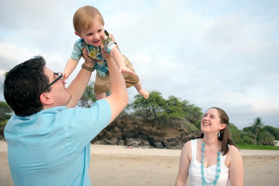 Big Island, Hawaii Family Photographer
