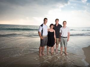 Kona, Hawaii Family Portrait Photographer
