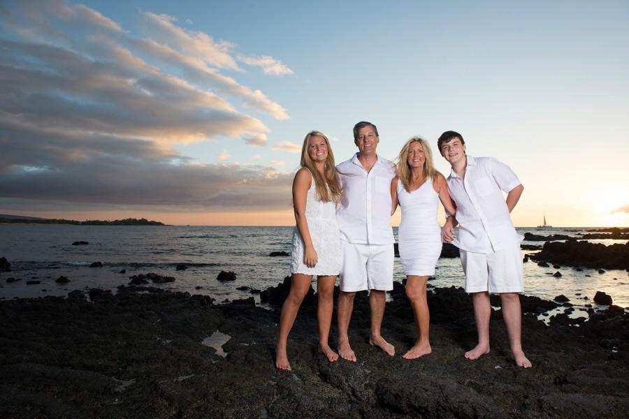Kona Photographer, Family, Hawaii