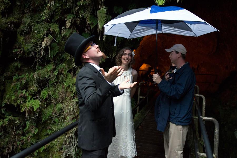 Big Island Wedding in Volcano