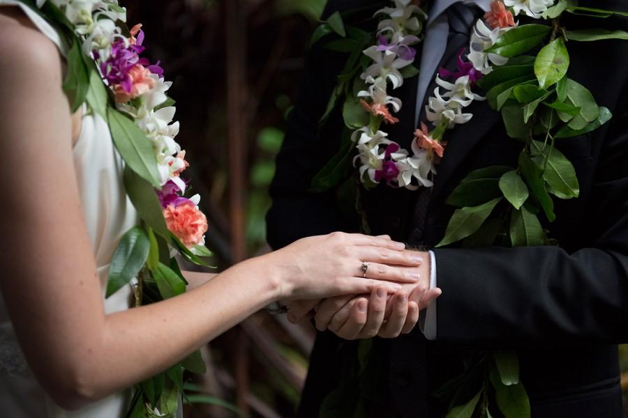 Big Island Wedding in Volcano, Volcano Wedding