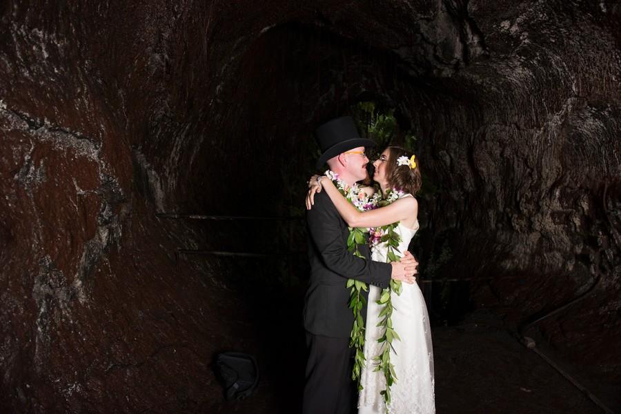Big Island Wedding in Volcano, Hilo Wedding Photographer