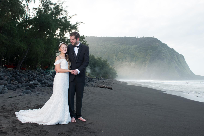 Big Island Wedding, Waipio Valley02