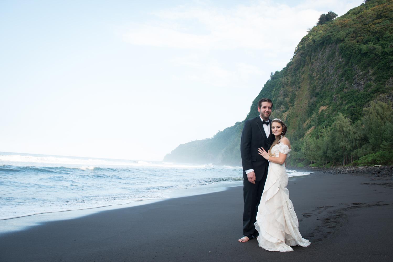 Big Island Wedding, Waipio Valley03