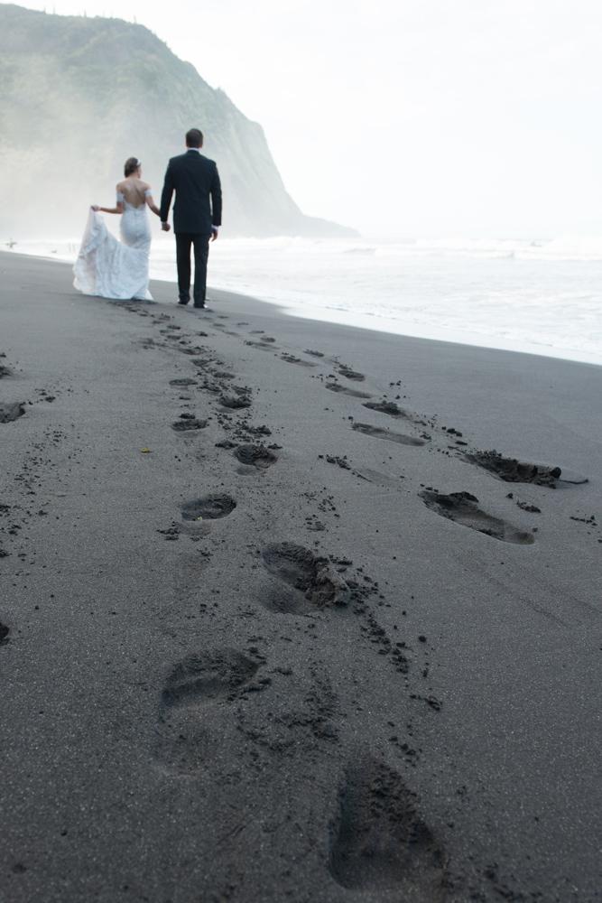 Big Island Wedding, Waipio Valley05