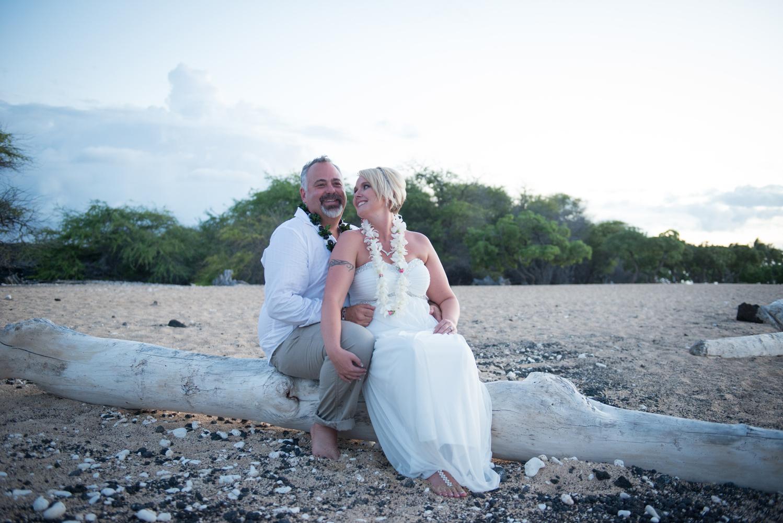 Kona, Hawaii Wedding